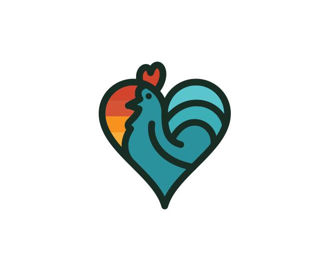 logos-for-sale-agent-orange-design-38-chicken-love.jpg