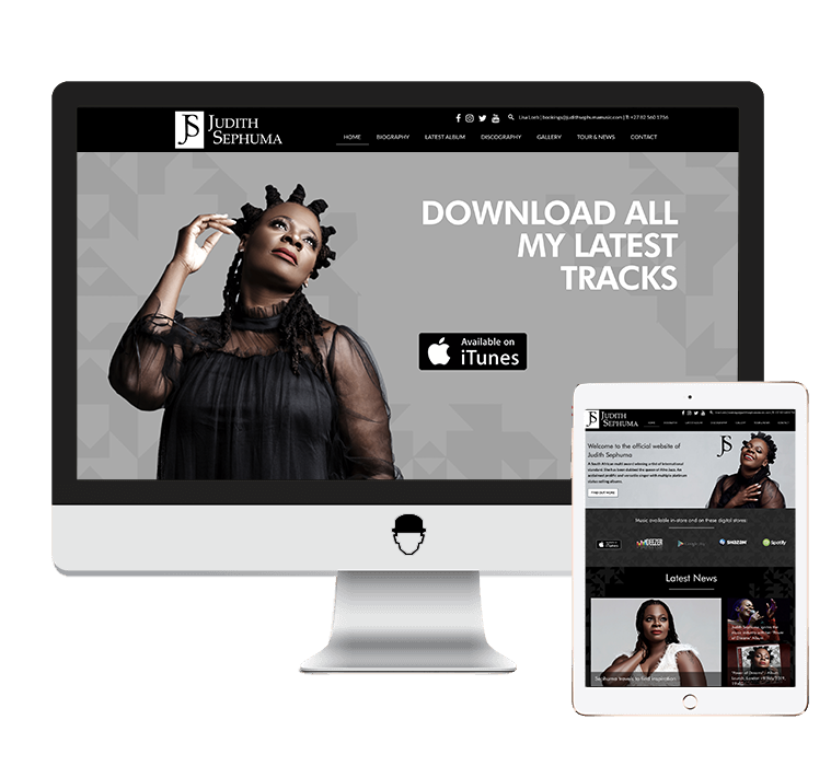 judith-sephuma-musician-website-redesign-and-development-agent-orange-design.png