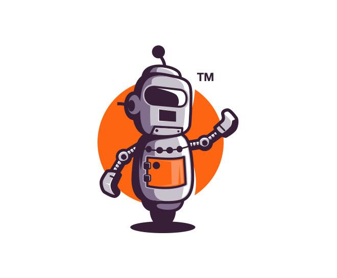logos-for-sale-agent-orange-design-robot.jpg