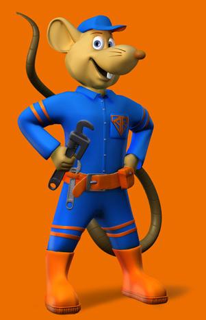 aquaratz-plumbing-character-design-green-alien-agent-orange-design.jpg