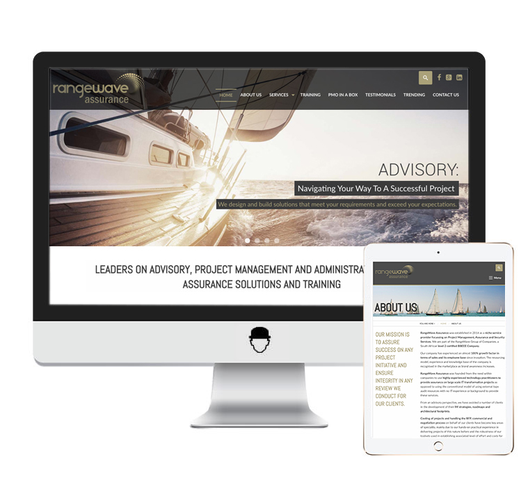 rangewave-assurance-website-redesign-agent-orange-design.jpg