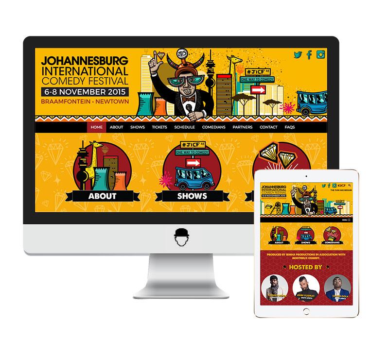 johannesburg-comedy-festival-website-design-agent-orange-design.jpg
