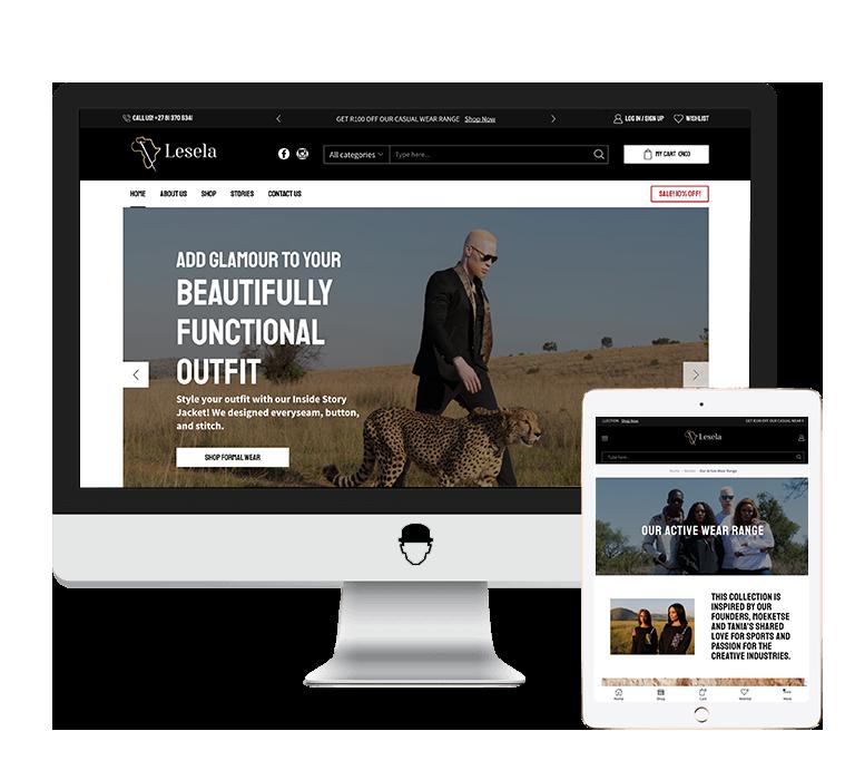 lesela-fashion-website-design-and-development-agent-orange-design.png