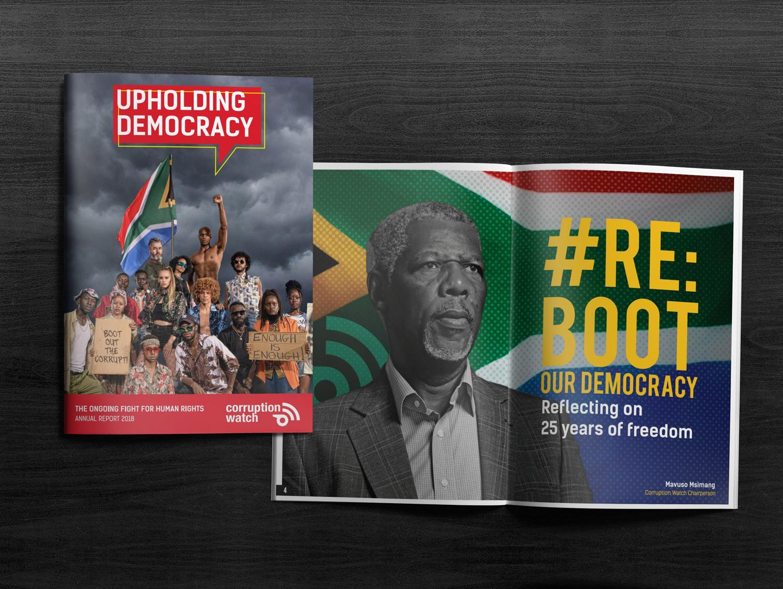 graphic-design-corruption-watch-2018-annual-report-uplholding-democracy-design-by-agent-orange-design.jpg