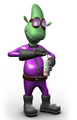 fruity-planet-soft-drink-character-design-green-alien-agent-orange-design.jpg
