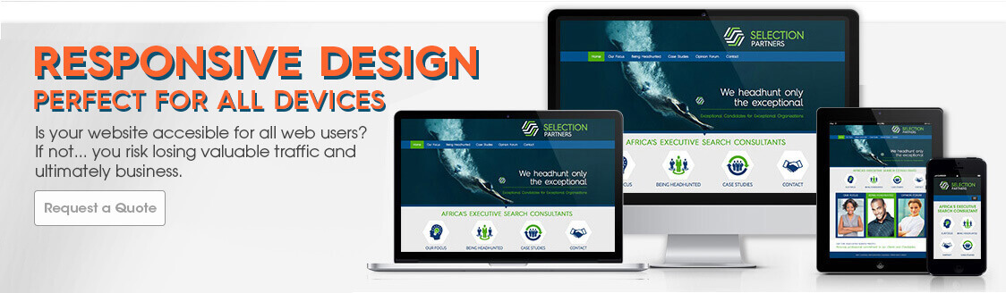 Web Site Design & Development Services Company in Johannesburg Gauteng South Africa