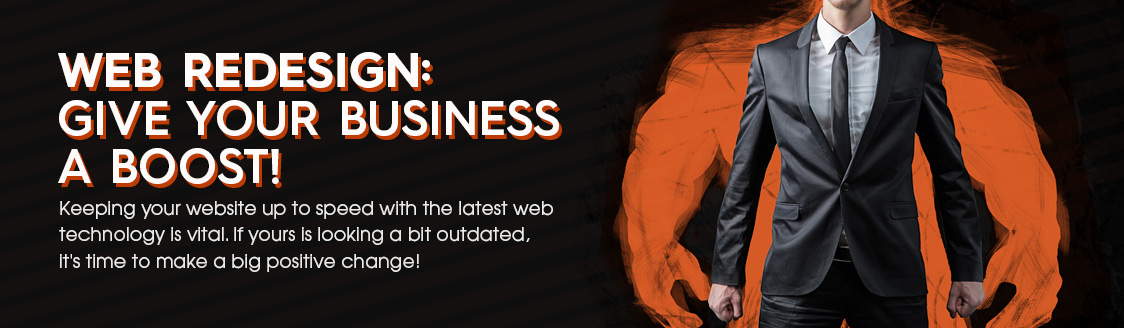 Website Redesign | Give your business a boost