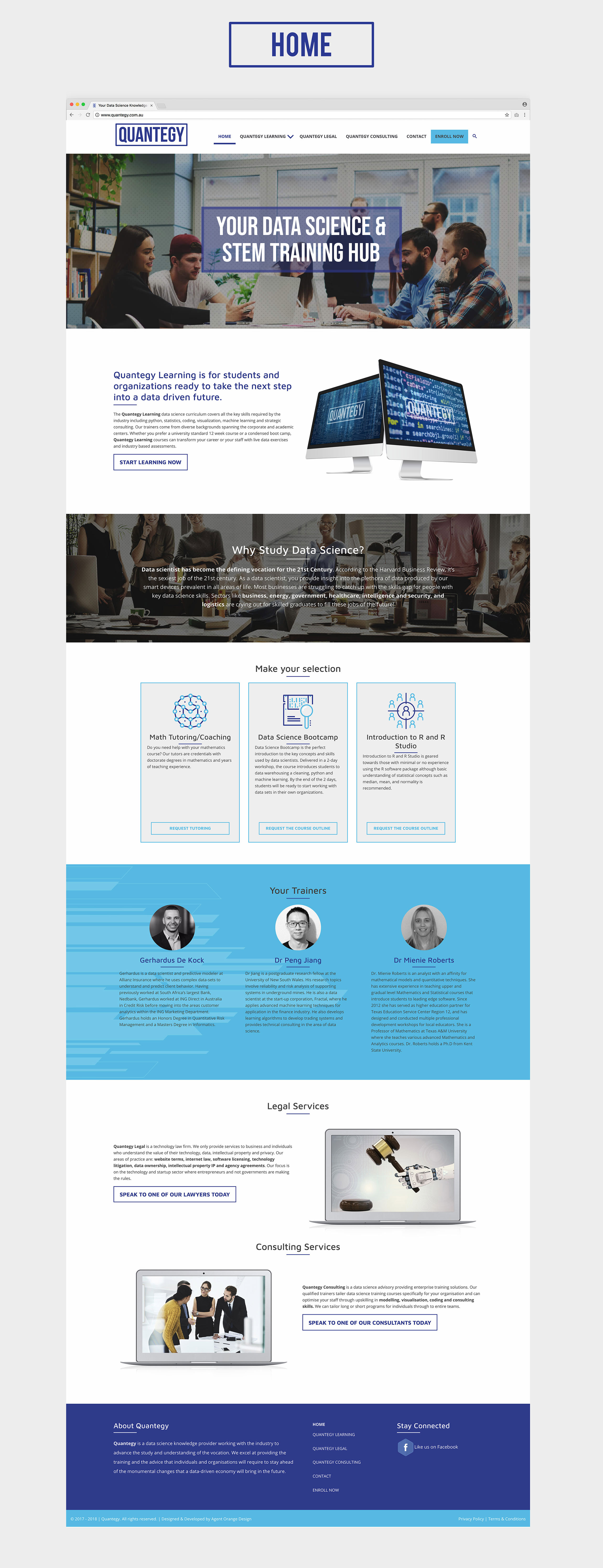 research paper on website design