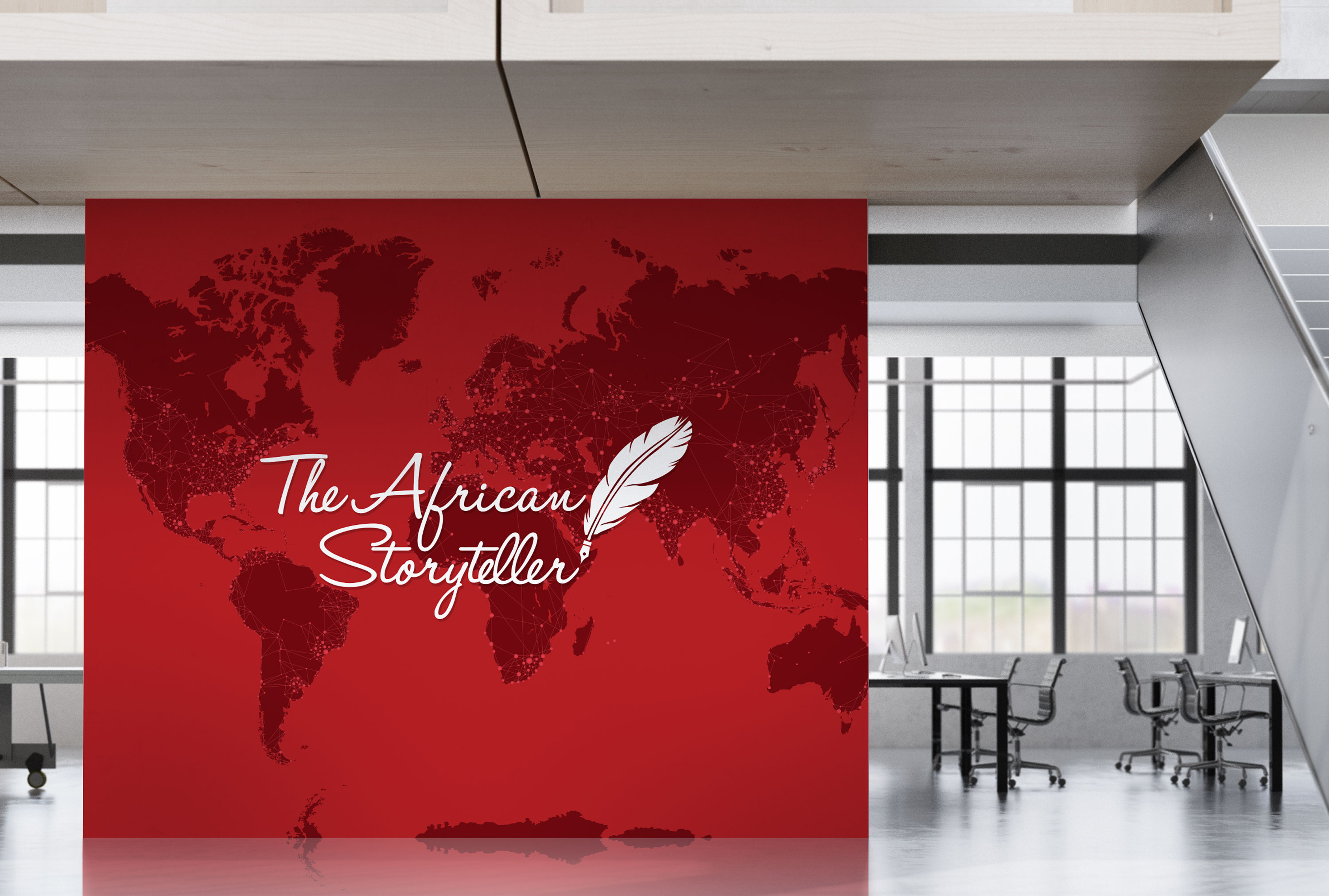 Case Study: The African Storyteller SA | Company Logo