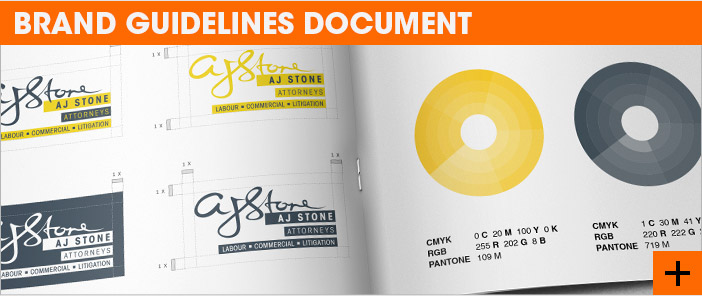 Brand Guidelines Document | Design company in Joahnnesburg