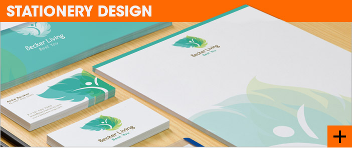 Stationery Design | Design company in Joahnnesburg