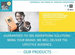 Advertising Company Web Redesign Developers in Johannesburg South Africa