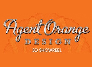 3D Animation Company Agent Orange Design Showreel