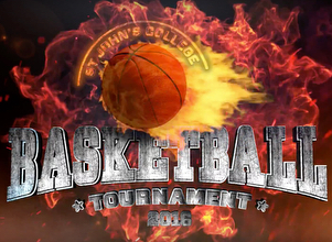 3D Logo Animation Intro for Basketball Tournament 2016 St John's College Video by Agent Orange Design