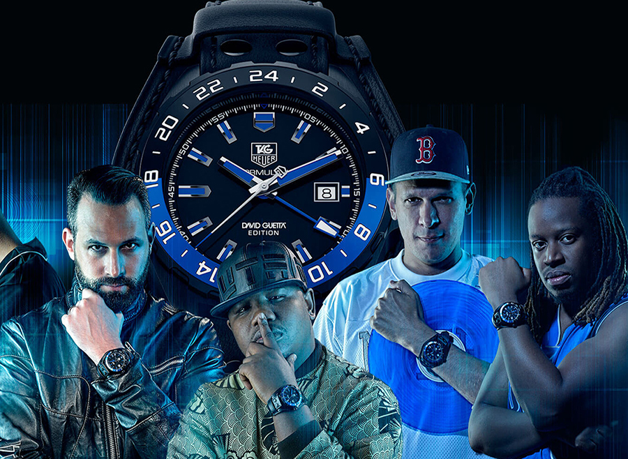 Tag Heuer TV Commercial by Agent Orange Design
