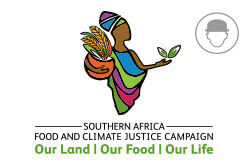 Southern Africa Food and Climate Justice Campaign Logo