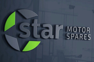 Star Motor Spares Company Logo Designers in Johannesburg