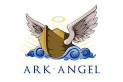Trevor Noah Ark Angel Logo Design by Agent Orange South African Agency
