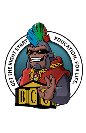 Boston City Campus University Mascot Design Company in Johannesburg