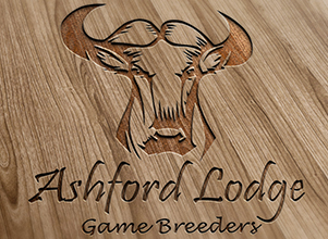 Ashford Lodge Game Breeders Logo Design by Agent Orange South African creative agencies