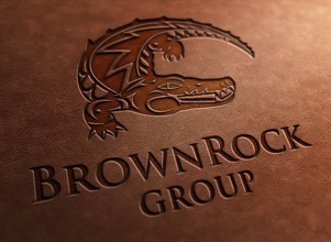 BrownRock Group Illustrative Logo Designers in Johannesburg