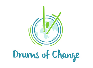 Drums of Change NPO Logo Design Company in Johannesburg