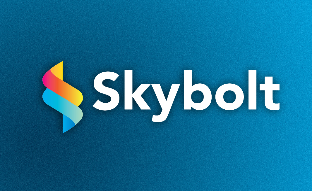 Skybolt Company Logo Designers Agent Orange Creative Agency in South Africa
