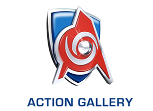 Action Gallery Branding Design by Agent Orange South African creative agencies