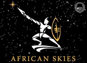 African Skies Logo by the best design agency in South Africa - Agent Orange Design