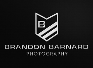 Brandon Barnard Photography Logo By Agent Orange Design - Best Companies in South Africa