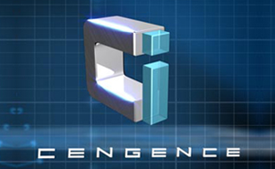 3D Cengence Company Logo Design by Agent Orange South African creative agencies Johannesburg