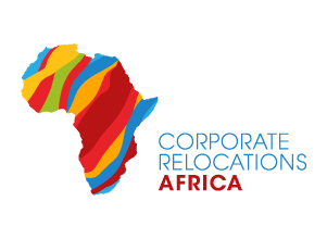 Corporate Relocations Africa branding created by Agent Orange Design - creative rebranding company in Johannesburg