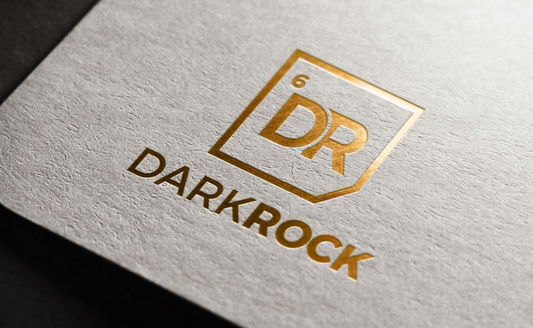 Dark Rock Logo Design Agent Orange South African Branding Agency