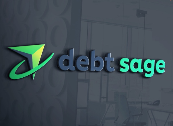 Debt Sage Logo Design by Agent Orange South Africa