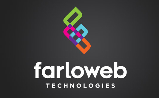 Farloweb Logo Design by Agent Orange South Africa
