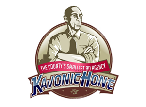 Kayonic Hone Logo Design by Agent Orange South African creative agencies