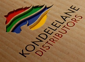 Kondelelane Corporate Company Branding Logo by Agent Orange Design Johannesburg