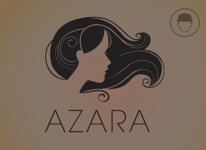 Azara Branding Design by Agent Orange Design in South Africa