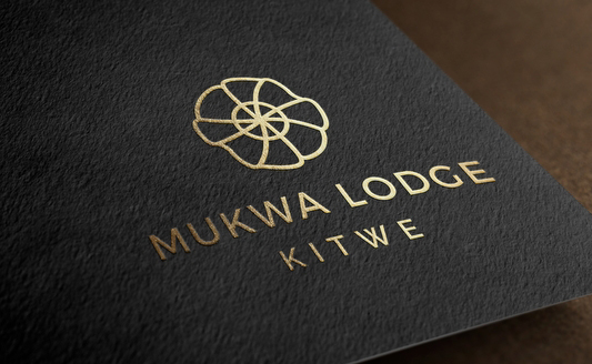 Mukwa Lodge Kitwe Logo Design Agent Orange South Africa