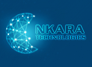 NKARA Technologies Logo Design by Agent Orange South African creative agencies