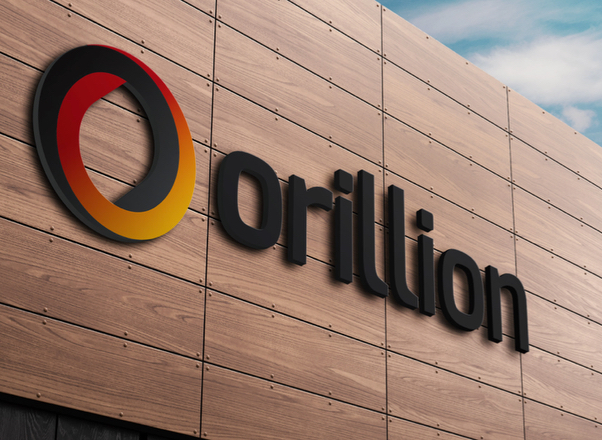 Orillion Risk Management Company Logo Design by Agent Orange South Africa