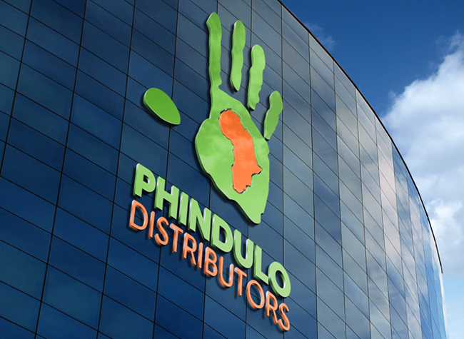 Phindulo Logistics Corporate Company Logo Design by Agent Orange Design South African Creatives