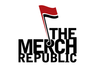The Merch Republic Logo Design by Agent Orange South African creative agencies