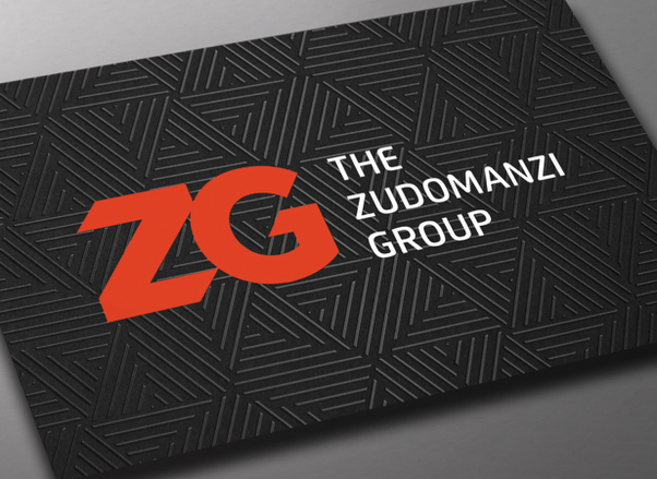 The Zudomanzi Group Logo Design by Agent Orange South Africa