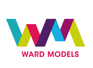 Ward Models Agency Logo Design by Agent Orange South African creative companies
