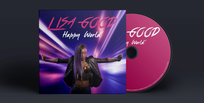 Lisa Good Music Album and Booklet Designers Packaging Design Company in Johannesburg - Agent Orange