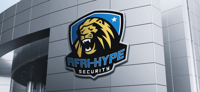 Afri-Hype Security | Outdoor Signage
