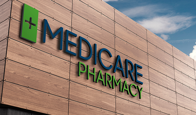 Medicare Pharmacies | Outdoor Signage