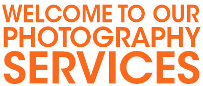 Welcome to our Professional Photography Services