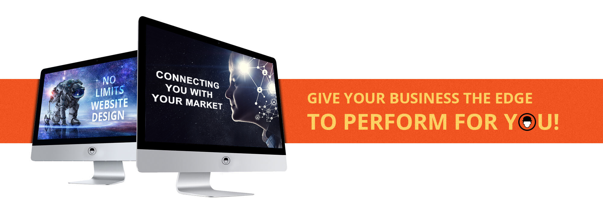 Give Your Business the Edge to Perform | Website Design By Agent Orange Design